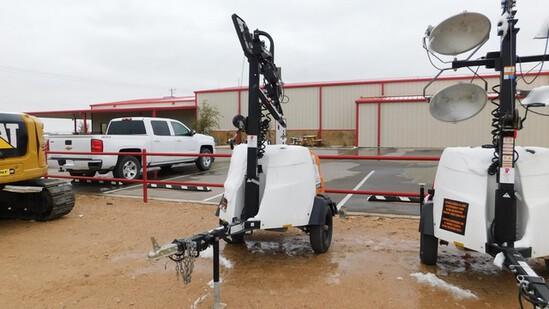 Located in YARD 1 - Midland, TX (6272) 2018 GENERAC, MODEL 6SKDS-STD PORTABLE LI