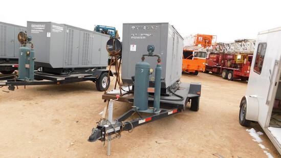 Located in YARD 1 - Midland, TX 2013 GENERAC INDUSTRIAL POWER 130 KW INDUSTRIAL