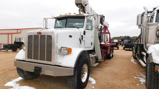 Located in YARD 1 - Midland, TX NATIONAL CRANE 500 EZ, 12.5 TON JOHNSON BLOCK, (