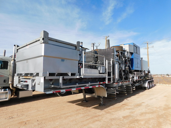 Located in YARD 1 - Midland, TX (X) 2018 PREMIER COIL SOLUTIONS, MODEL - FTT-086