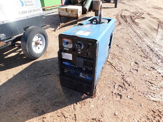 Located in YARD 1 - Midland, TX MILLER TRAIL BLAZER 300 WELDING MACHINE, SHOWS 9