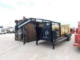 (WB70875) SAGE OIL VAC PORTABLE LUBIRCATION SYSTEM W/ (3) 50 GAL TANKS, (2) 250