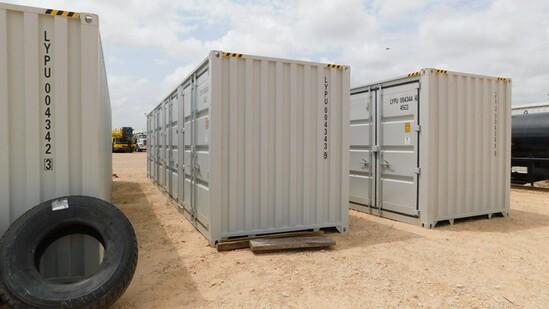 Located in YARD 1 Midland, TX - Shawn Johnson 432-269-0225 40'L CUBE MULTI DOOR