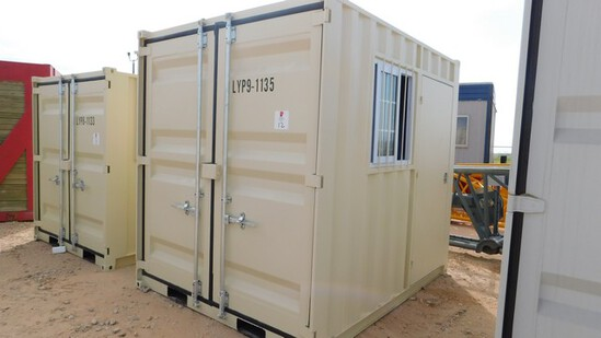 Located in YARD 1 Midland, TX - Shawn Johnson 432-269-0225 9' SEA CONTAINER