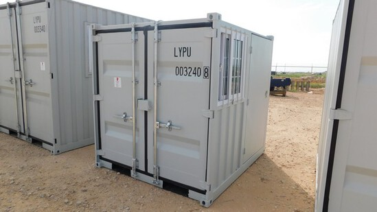 Located in YARD 1 Midland, TX - Shawn Johnson 432-269-0225 7' SEA CONTAINER