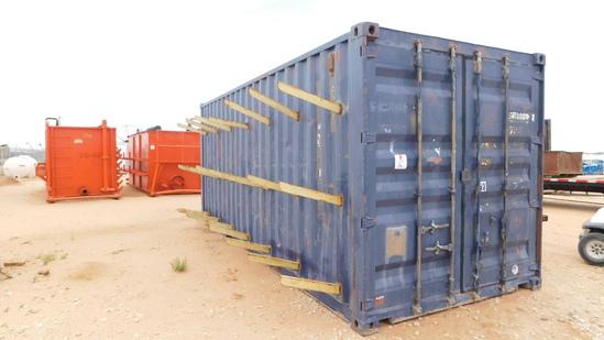 Located in YARD 1 Midland, TX - Shawn Johnson 432-269-0225 8'W X 20'L SEA CONTAI