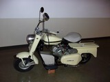 Located in YARD 1 Midland, TX - Shawn Johnson 432-269-0225 (X) 1963 CUSHMAN SUPE