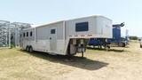 Located in YARD 6 Abilene, TX - Steve 817-894-7874 (X) 2014 KEIFER 3 HORSE LIVIN