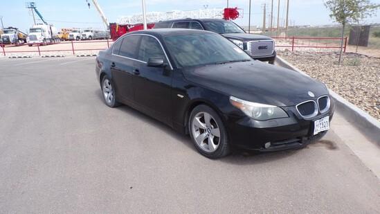 2005 BMW 4 DOOR CAR, VIN-WBANA735X5B816600, P/B 6 CYL BMW, GAS ENGINE, AUTO TRAN