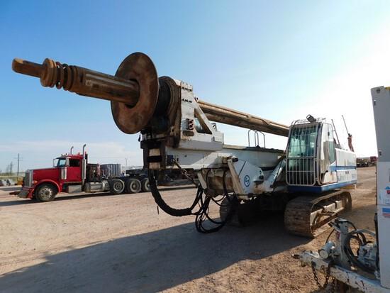 2012 SOIL MEC SR-30 DRILL RIG