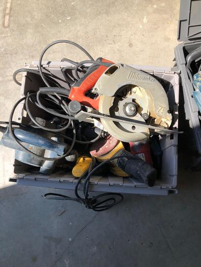 Assortment of Saws