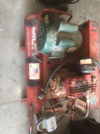 Hilti Air Compressor