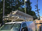 Fiberglasss 28? Extension Ladder
