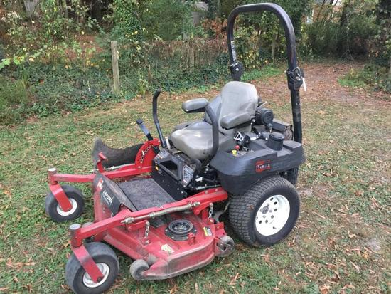 2012 Toro Zmaster Commercial 0 turn mower