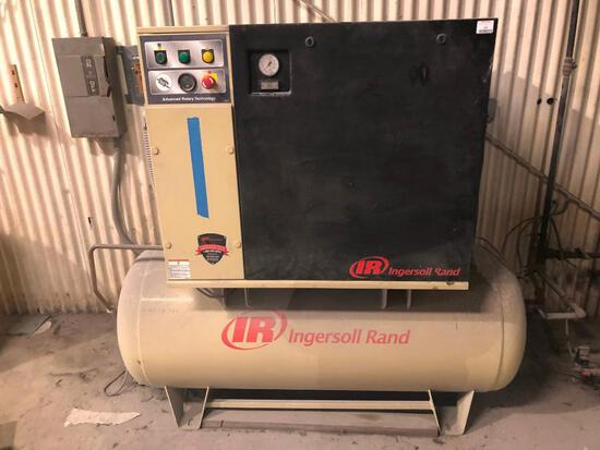 R Series 4-11 kW Oil-Flooded Rotary Screw Compressor