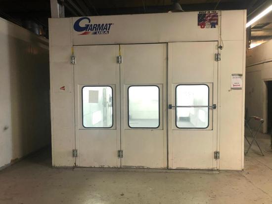 Garmat 3000 Series Paint Booth