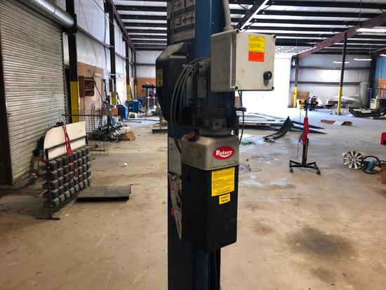 Two Post Lift ATO77 | Space Saver Two Post Lift