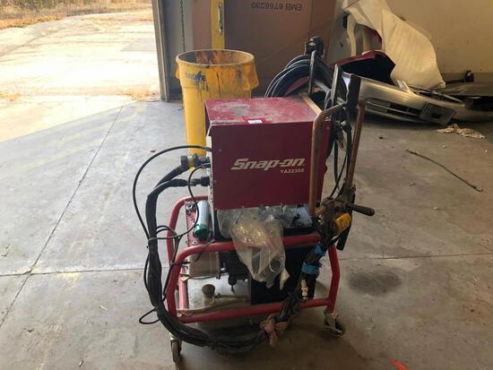 Snap-On Flex Fuel E85 welder