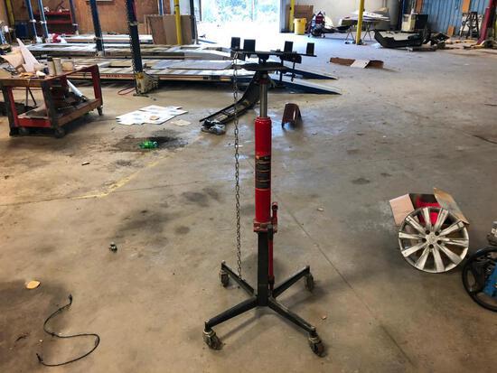 Big Red Hi-lift Transmission Jack