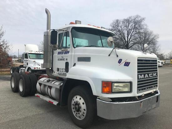 1993 Mack CH613 Truck, VIN # 1m2aa13y1pw020043