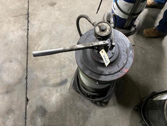 Portable Grease Pump