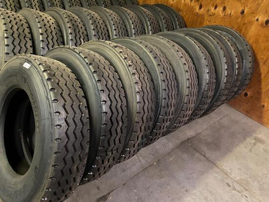 11R22.5 Unmounted Tires