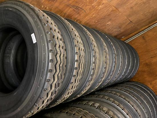 295/75R22.5 Unmounted Tires