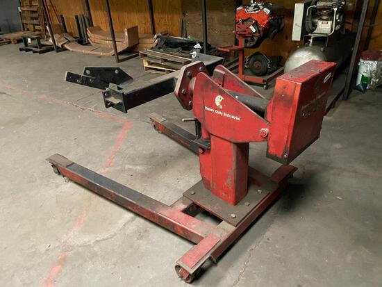 Heavy Duty Industrial Engine stand