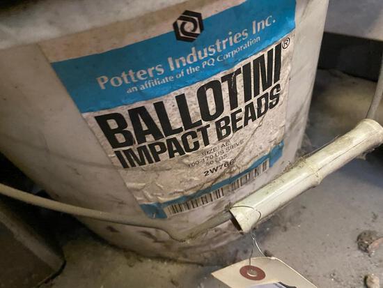 Ballotini Impact Beads