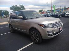 2015 Land Rover Range Rover Multipurpose Vehicle
