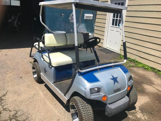2005 Yamaha 36 Volt Electric Golf Cart