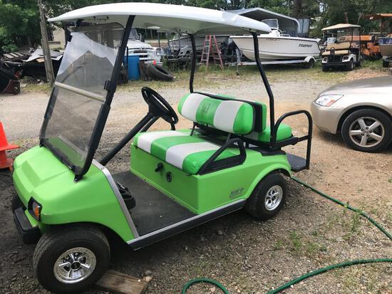 2002 Club Car Golf Cart
