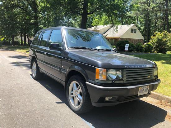 2000 Range Rover HSE, VIN #: SALPV1647YA432745