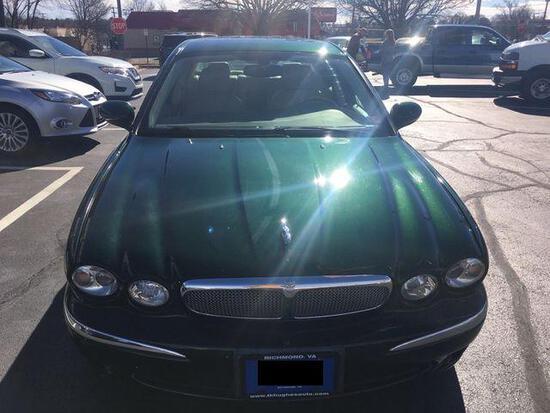 2006 Jaguar X-Type Passenger Car, VIN # SAJWA51A36WE71565