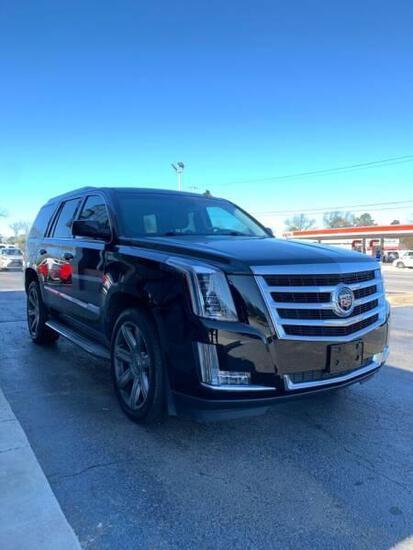 2015 Cadillac Escalade Multipurpose Vehicle (MPV), VIN # xxxxxxxx8739