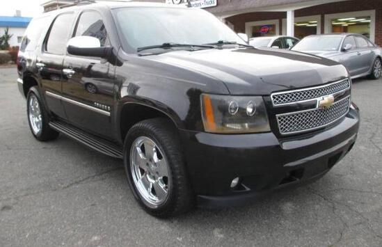 2009 Chevrolet Tahoe Multipurpose Vehicle (MPV), VIN # 1GNFK33019R217400