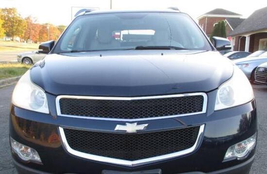 2009 Chevrolet Traverse Multipurpose Vehicle (MPV), VIN # 1GNEV23D99S169900