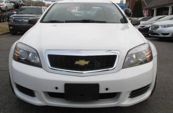 2014 Chevrolet Caprice Passenger Car, VIN # 6G3NS5U30EL956864