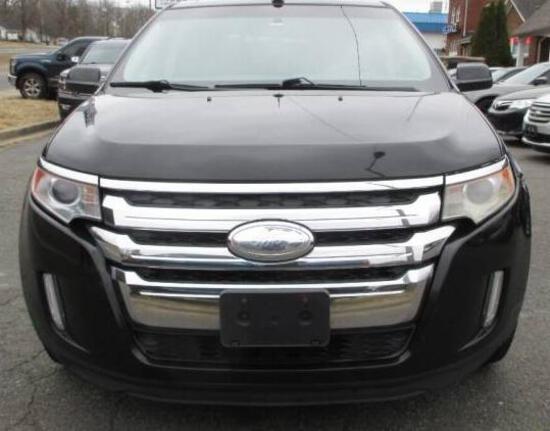 2013 Ford Edge Multipurpose Vehicle (MPV), VIN # 2FMDK4JC7DBC83363
