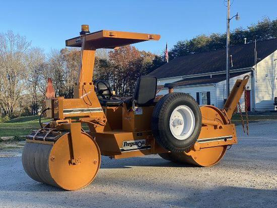 *PULLED* 2004 Other Ferguson 46A Roller Compactor