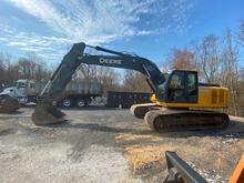 2011 John Deere 200DL C Hydraulic Excavator