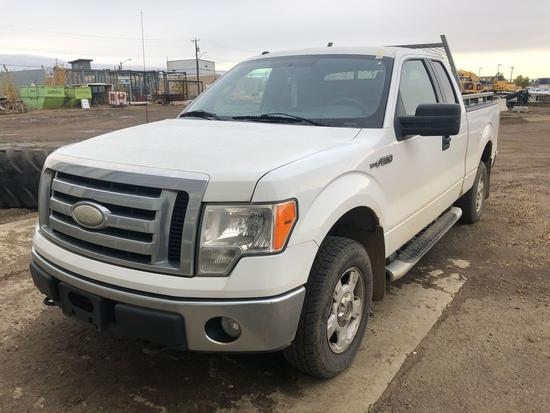 2009 Ford F-150 XLT Ext. Cab Pickup Truck