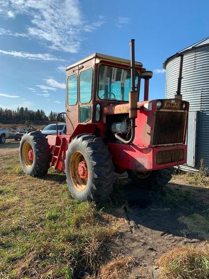 Versatile D118 Tractor. Showing 3,903hrs. SN 674033.