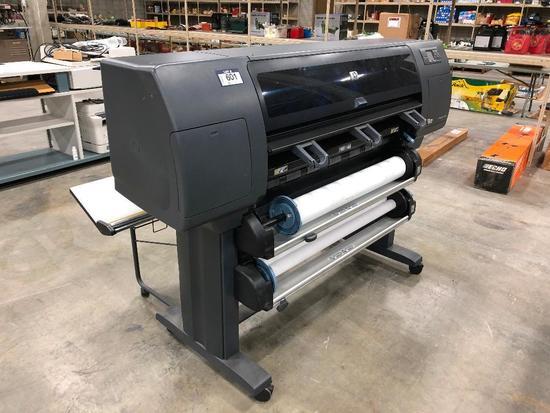 HP DesignJet 4500ps, HP DesignJet 4500 Scanner