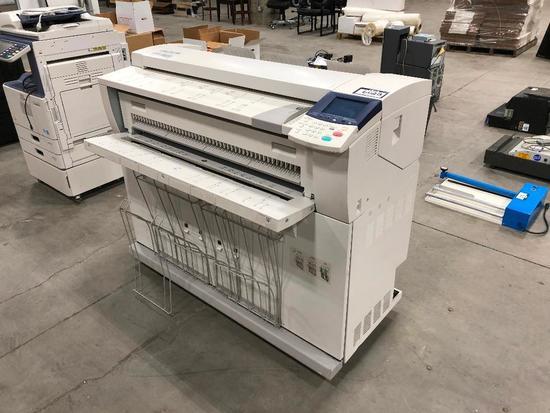 Xerox ZTA-2 Wide Format Printer