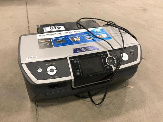 Epson Stylus R380 Photo Printer