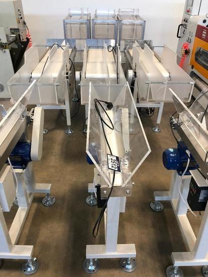 Paper Straw Conveyer Line