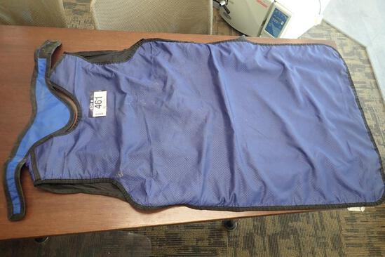 Lot of Lead X-Ray Apron and Neck Protector.