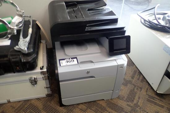 HP Color Laserjet Pro MFP M476dw Multi-Function Printer.