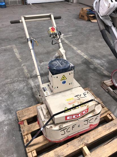 EDCO 2EC-1.5L Dual Disc Concrete Grinder